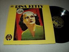 RINA KETTY DOUBLE 33 TOURS LP FRANCE LA MADONE AUX FLEURS