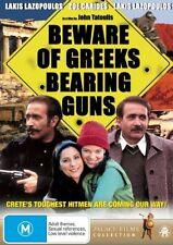 Beware of Greeks Bearing Guns NEW R4 DVD