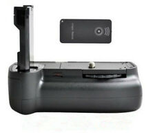 D3100 D5100 Battery Grip + IR Remote for Nikon SLR DSLR Camera EN-EL14