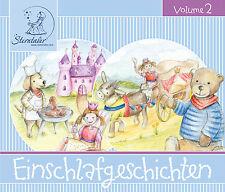 Audiolibro CD Sterntaler Dormir con la etiqueta capas Parte 2 2CDs