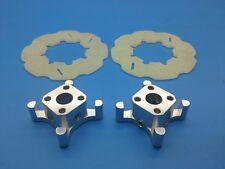 Lauterbacher Radmitnehmer / Epoxy-Bremsscheiben 63 mm für RC-Cars 1/5 + 1/6