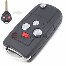 New Folding Remote Key Shell Case 4 Button for Toyota Hilux Rav4 Corolla TOY43