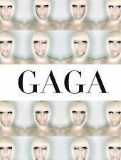 LADY GAGA /PHOTOS / FASHION / MUSIC : US5 : PBL : NEW BOOK : FREE POSTAGE