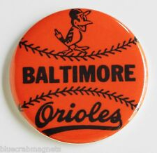 Baltimore Orioles FRIDGE MAGNET oriole bird hat jersey