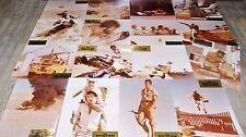 LES MERCENAIRES ! val guest c lee rare jeu 16 photos cinema luxe 1975