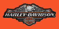 HARLEY DAVIDSON Cropped Eagle with B&S Large Patch HARLEY PATCH