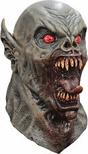 Halloween Costume DEMON ANCIENT NIGHTMARE LATEX DELUXE MASK Haunted House