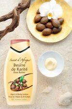 Secret d' Afrique Shea Butter Hand & Body Lotion 500ml