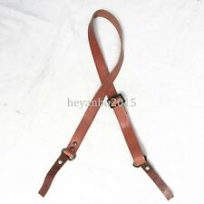 Surplus Vietnam Military War Chinese Army PLA Type 56 A-K Leather Sling