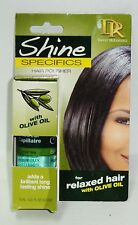 DR Shine Specifics HAIR POLISHER For Relaxed Hair With Olive Oil Light Serum