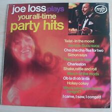 JOE LOSS Plays Your All-Time Party Hits (Vinyl Album)