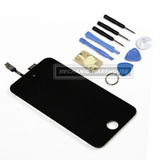 black replacement For IPOD TOUCH iTouch 4 4TH LCD TOUCH SCREEN DISPLAY Digitizer