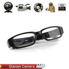HD 720P Lunettes Caméra Espion vidéo Cam Recorder Mini Caméscope DVR Spy Glasses