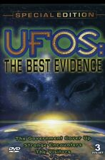 UFOs: The Best Evidence [3 Discs] (2005, DVD New)