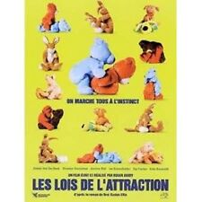 LES LOIS DE L'ATTRACTION - ROGER AVARY - DVD NEUF SOUS BLISTER !!!