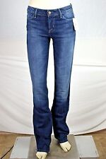 JOES Jeans NEW Distressed High Waist Icon Fit Slight Flare Jeans W 25 Inseam 35