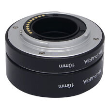 Meike P-AF3-A Metal Automatic Macro Extension Tube for Panasonic Olympus Camera