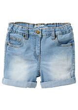 Schöne Jeansshorts mit Umschlagsaum  Gr.152