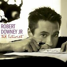 Robert Downey, Jr. / The Futurist (LIKE NW CD) Vinnie Colaiuta, Chad Wackerman !