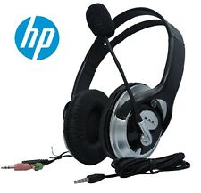 HP Headset Headphone with Microphone for Laptop PC & Mobile Phones (HP B4B09PA)