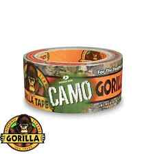 8m gorilla camo tape, fort mat camouflage bande pour la chasse, pêche, camping