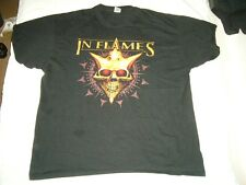 IN FLAMES – rare old T-Shirt!! Amon Amarth