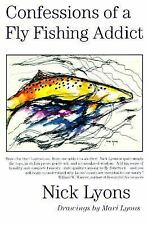 Confessions of a Fly Fishing Addict Lyons, Nick Paperback