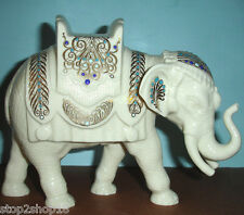 Lenox China Jewels Nativity Elephant Figurine Christmas New In Box