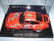 FLY   Porsche 934 Jagermeister ref:88181  ZEER ZELDZAAM  ====  NIEUW IN BOX ====