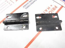 1985 POLARIS 440 SS snowmobile parts: HOOD HINGES