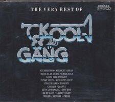 Doppel CD-Box Kool & The Gang The Very Best (Celebration, Cherish) Arcade