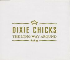 THE DIXIE CHICKS The long way round 3 TRACK CD  NEW - NOT SEALED