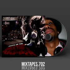Charles Hamilton - Death Of The Mixtape Rapper Mixtape (CD/Front/Back Artwork)