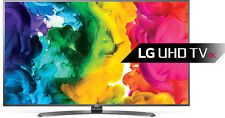 LG 49 Inch 49UH661V Smart 4K Ultra HD HDR LED TV With WiFi FreeviewHD/freesatHD