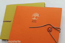 Mini album photo carnet spirale neuf carton bio 10 11 x15 scrapbooking notes etc