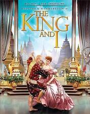 The King and I (Blu-ray/DVD, 2014, 3-Disc Set, Includes Digital Copy)