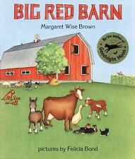 Big Books: Big Red Barn Big Book by Margaret Wise Brown (1991, Paperback,...