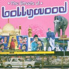 THE STREETS OF BOLLYWOOD =2CD= WORLD FOLK BHANGRA ASIAN HIP HOP SOUNDS !!
