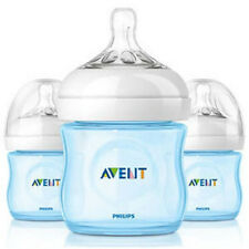 Philips AVENT Natural Bottle Set 3PK - 4oz (Boy)