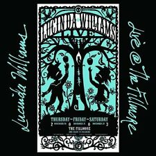 Williams Lucinda - Live @ The Fillmore - 2 CD Nuovo Sigillato