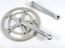 SR Track Crankset Apex 170Mm 53T W Dust Caps Modified Road Crank