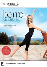 Element Barre Conditioning NEW R4 DVD