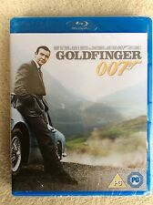 Goldfinger (Blu-ray, 2013) BRAND NEW, FACTORY SEALED