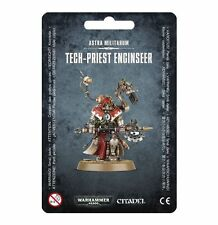 TECH-PRIEST ENGINSEER - WARHAMMER 40,000 40K - GAMES WORKSHOP -