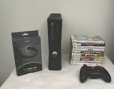 Xbox 360 S 250 GB Console + 10 Top Games for Younger Gamers