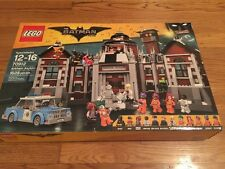New The LEGO Batman Movie - Arkham Asylum 70912! Fast Free Shipping