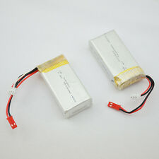 2pcs 1500mAh 7.4V Lipo Battery for RC Helicopter Quadcopter Airplane WLTOYS V913