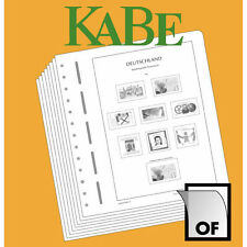 KABE OF Supplement 2016 Federal republic Germany / BRD (falslos) NEU