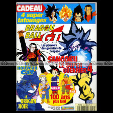 DOROTHEE MAGAZINE HORS-SERIE N°26 1998 ★ POSTERS GEANTS ★ DRAGON BALL GT