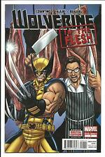 WOLVERINE: IN THE FLESH # 1 (MARVEL NOW! ONE-SHOT, SEPT 2013), NM